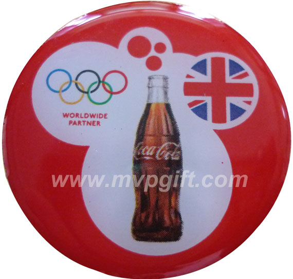 coca cola olympic games sports badge(m-pb11)